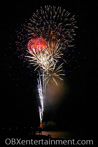 July 4th Fireworks Return to Kill Devil Hills!