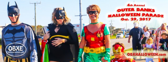 Outer Banks Halloween Parade 2017