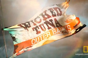 Wicked Tuna Outer Banks flag 640