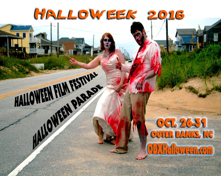 Killer Halloween Accommodations Deals for Outer Banks HalloWeek!