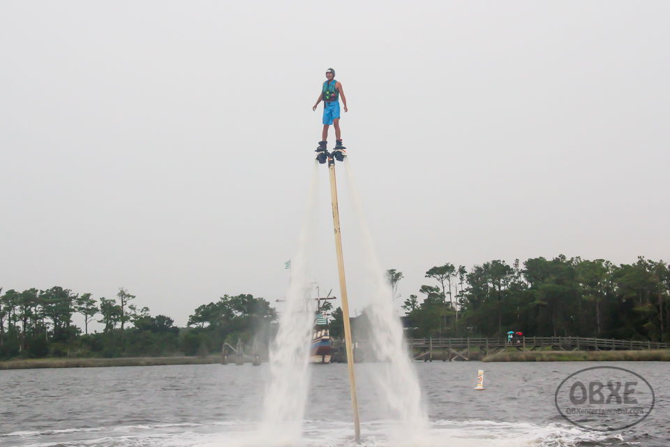 'OBXE TV' Ep. 72 - OBXjetpak Flyboard [Video]