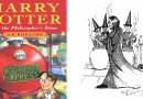 Harry Potter | Autora divulga desenhos feitos por ela enquantoescrevia os primeiros livros
