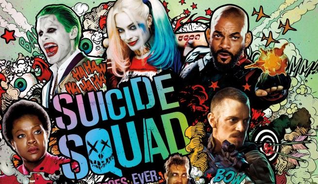 Esquadrão Suicida | Filme desbanca Homem de Ferro e entra para o ranking dos 50 filmes mais lucrativos