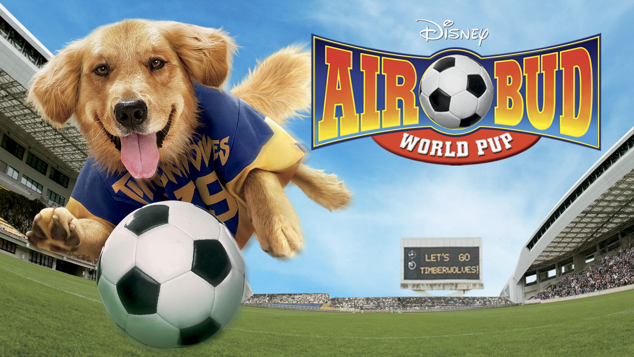 Fullsize Of Air Bud Dog