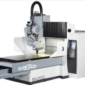 New surface grinding machines lgb
