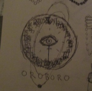 occult triangle lab oroboro