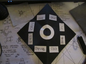 apotheosis occult triangle lab 1