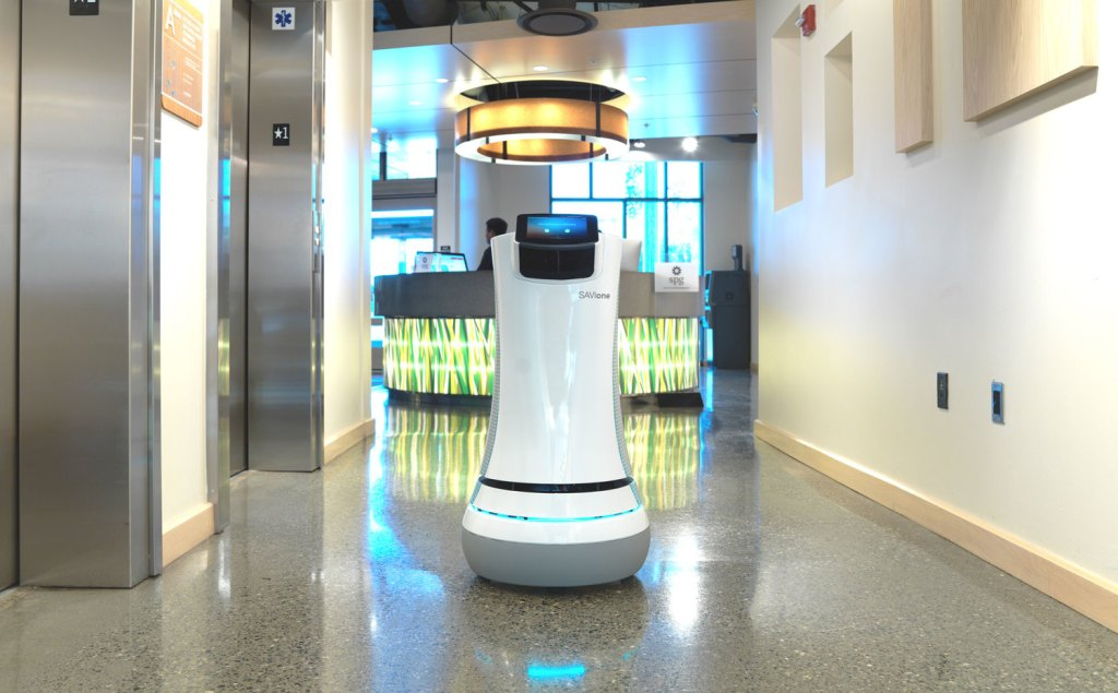 Robots in Hospitality?