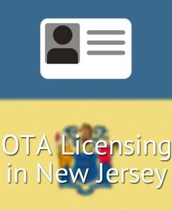 OTA Licensing in New Jersey