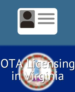 OTA Licensing in Virginia