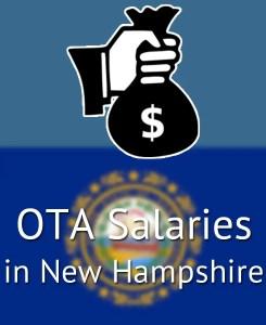 OTA Salaries in New Hampshire's Major Cities