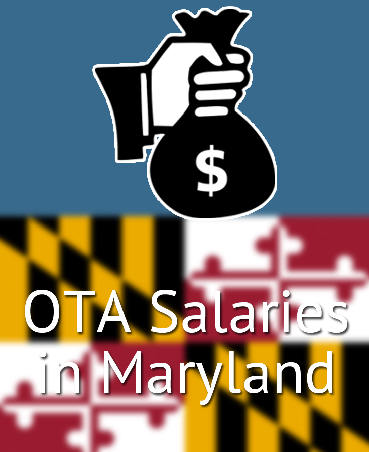 occupational therapy assistant salary in maryland (md), Human Body