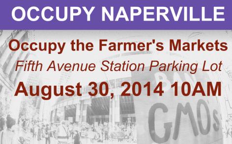 Occupy-Farmer's Market