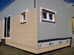 Small Of Hardie Board And Batten