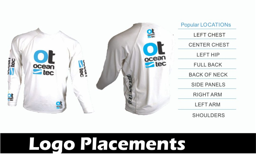 Logo Placements