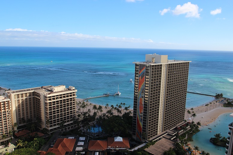 Grand Waikikian Penthouse Resale