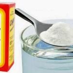 Очистка от паразитов содой