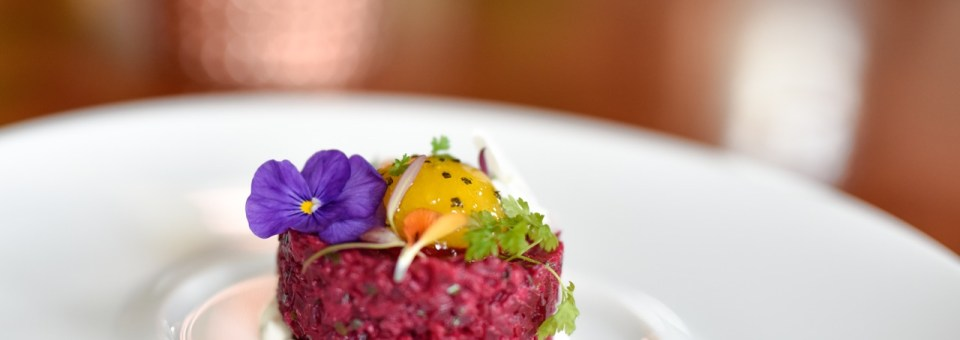 New Vegetarian Tasting Menu at Studio at Montage Laguna Beach