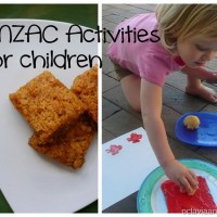 ANZAC Day activities for children