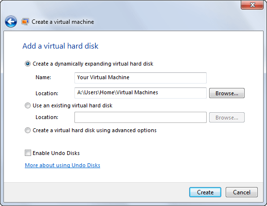 VM%20W7%20%284%29 Create a Virtual Machine in Windows 7 [How To]