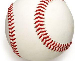 Baseball --- Image by © Royalty-Free/Corbis