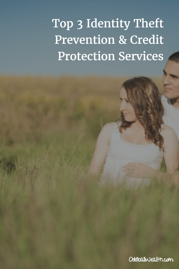 Top Three Identity Theft Prevention & Credit Protection Services