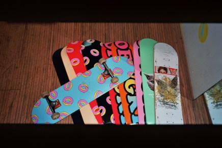 Odd Future Skateboards on Online Shop