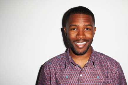 Frank Ocean Nominated for 'MTV Summer Jam Games 2012'