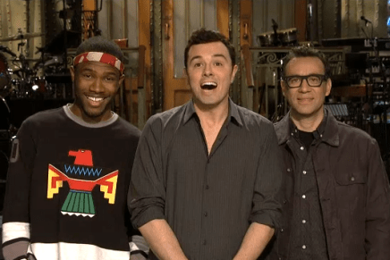 Frank Ocean on SNL Season Premiere TONIGHT!