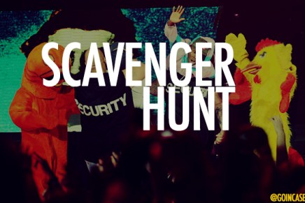 Scavenger Hunt For Carnival Tickets…Go.