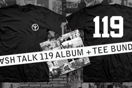 Trash Talk – 119 Album + Tee Bundle