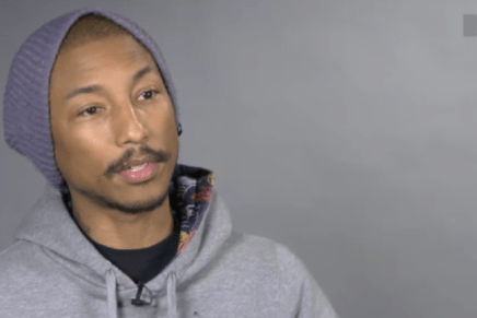Pharrell Speaks On Tyler's Album 'Wolf'