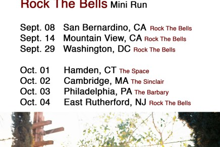 The Internet Rock The Bells Mini Run
