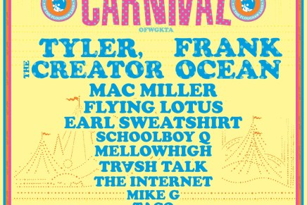 The 2nd Annual OFWGKTA Carnival [FULL LINEUP]