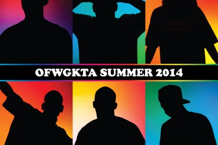 OFWGKTA Summer Collection Lookbook