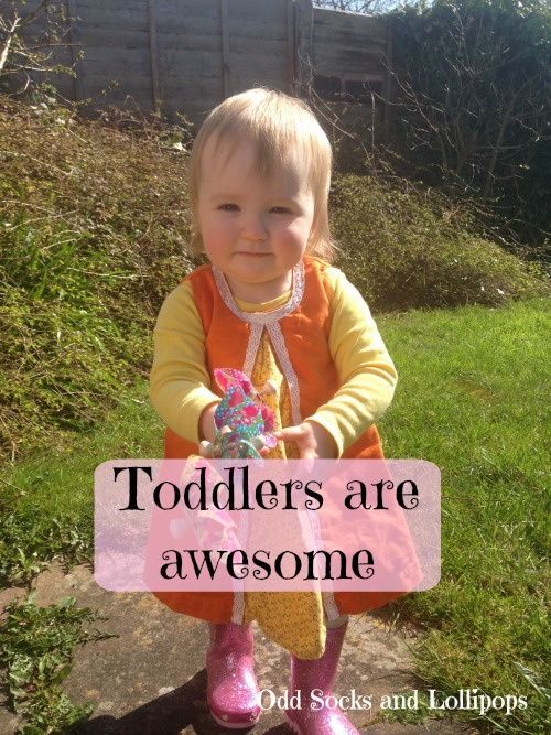 Toddlers Are Awesome - My top ten reasons why toddlers are awesome...