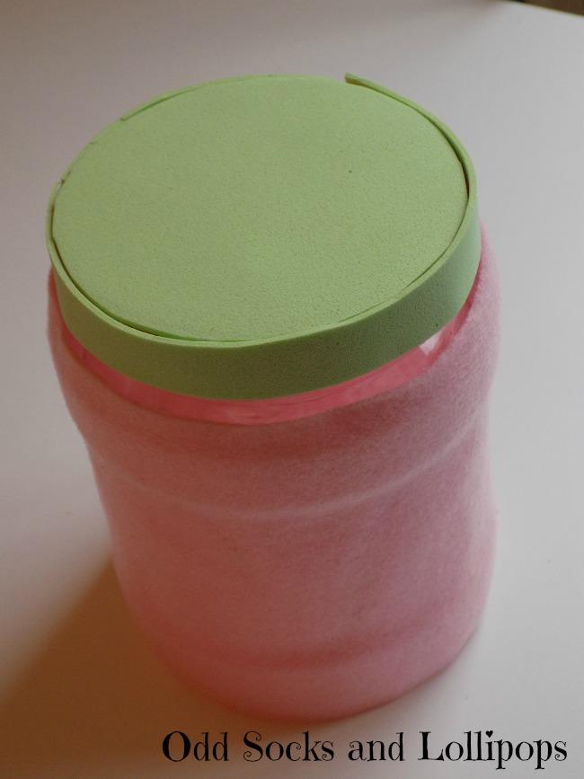 Valentine's Sweetie Jar Step 3