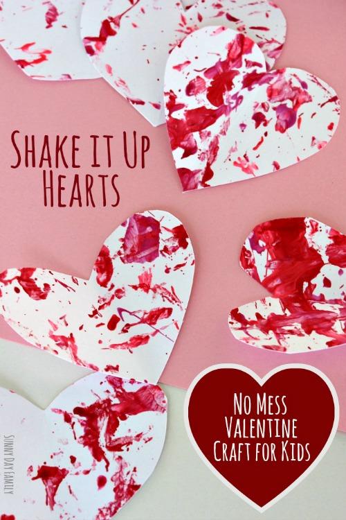 shake it up hearts A