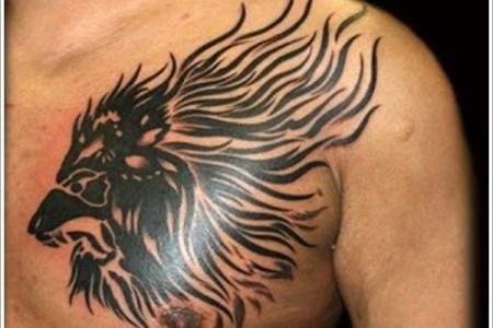 tribal tattoo design 1