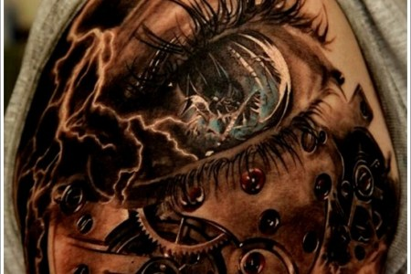eye tattoo designs 10