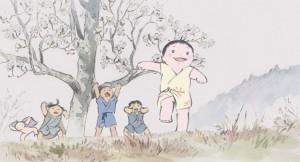 Pousse de Bambou et ses amis