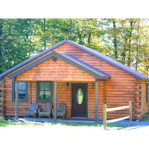 Medium Crop Of Modern Log Cabin