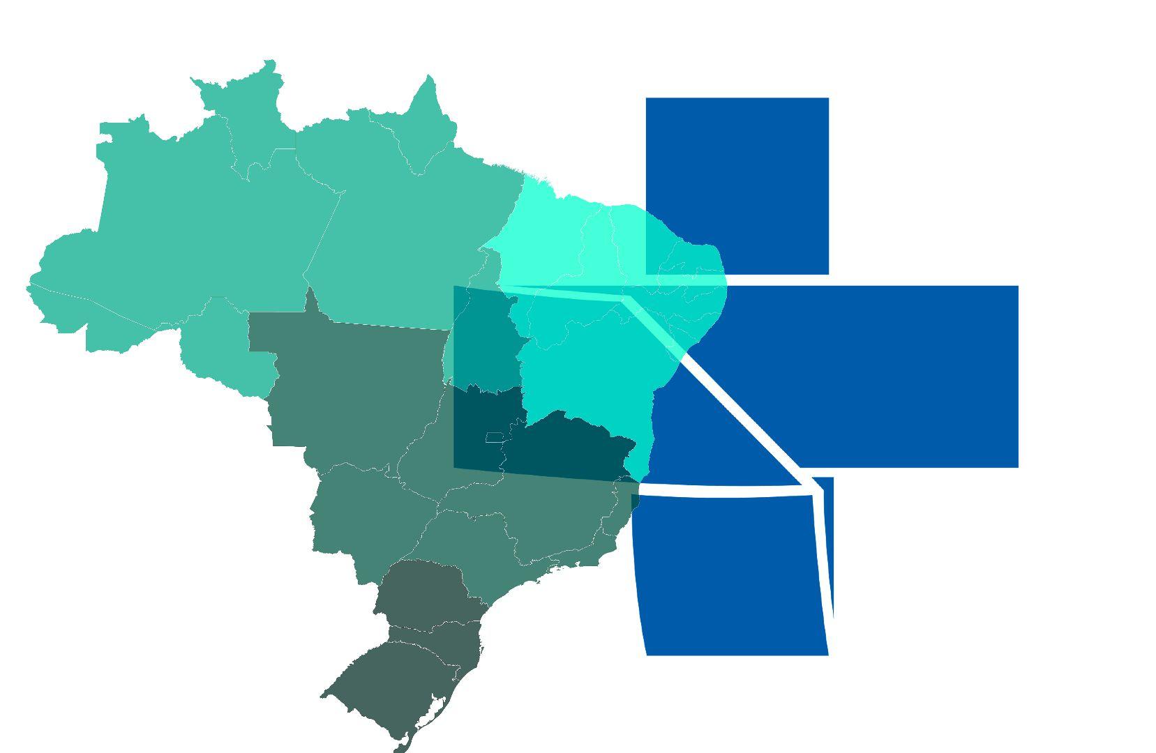 o avanço do SUS no Brasil