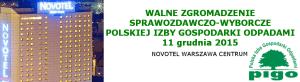 Walne Zgromadzenie Polskiej Izby Gospodarki Odpadami - Warszawa