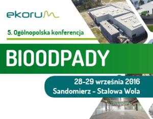 5. Ogólnopolska konferencja BIOODPADY @ Sandomierz | świętokrzyskie | Polska