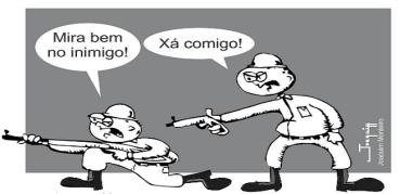 Sena: Mano e os adversários internos