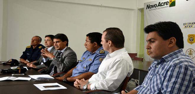 Segurança pública: Polícia quer reduzir violência até final do ano