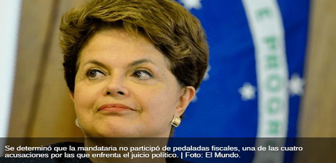 E agora? Dilma não cometeu crime algum, diz perícia do senado