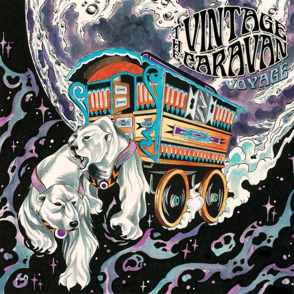The Vintage Caravan - Voyage - Artwork