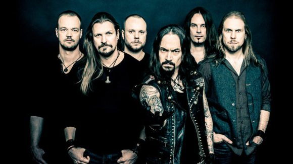 Amorphis Interview